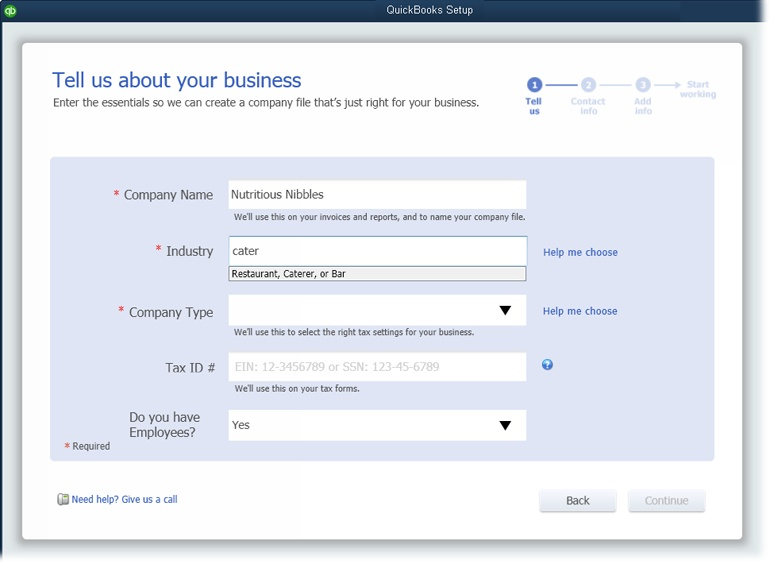 Multiple companies with quickbooks online