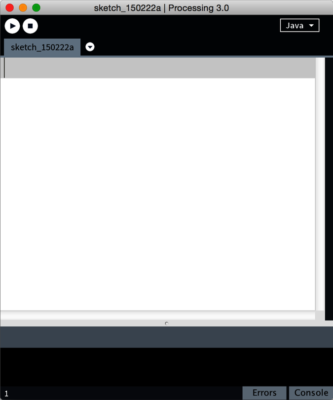 Write Your First Android Sketch - Rapid Android Development