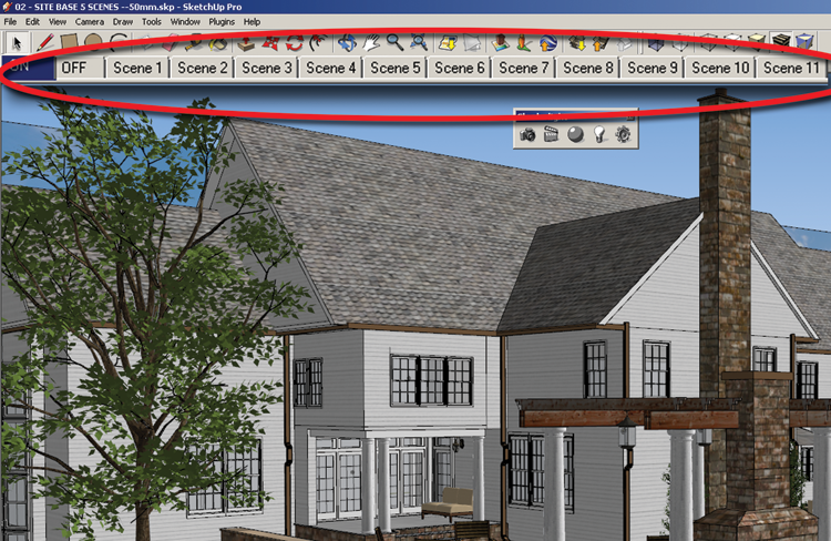 Batch Rendering - Rendering in SketchUp: From Modeling to