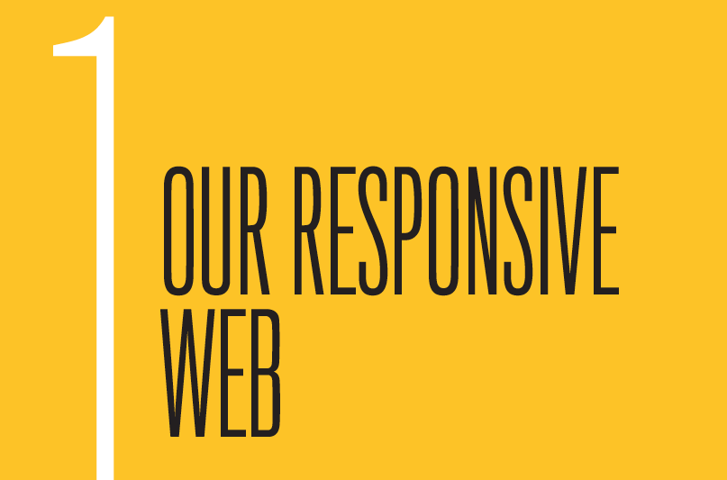 Chapter 1: Our Responsive Web