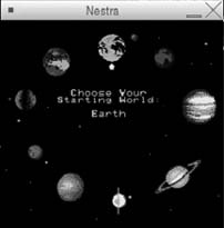 Navigate outer space at blazing speeds with NEStra