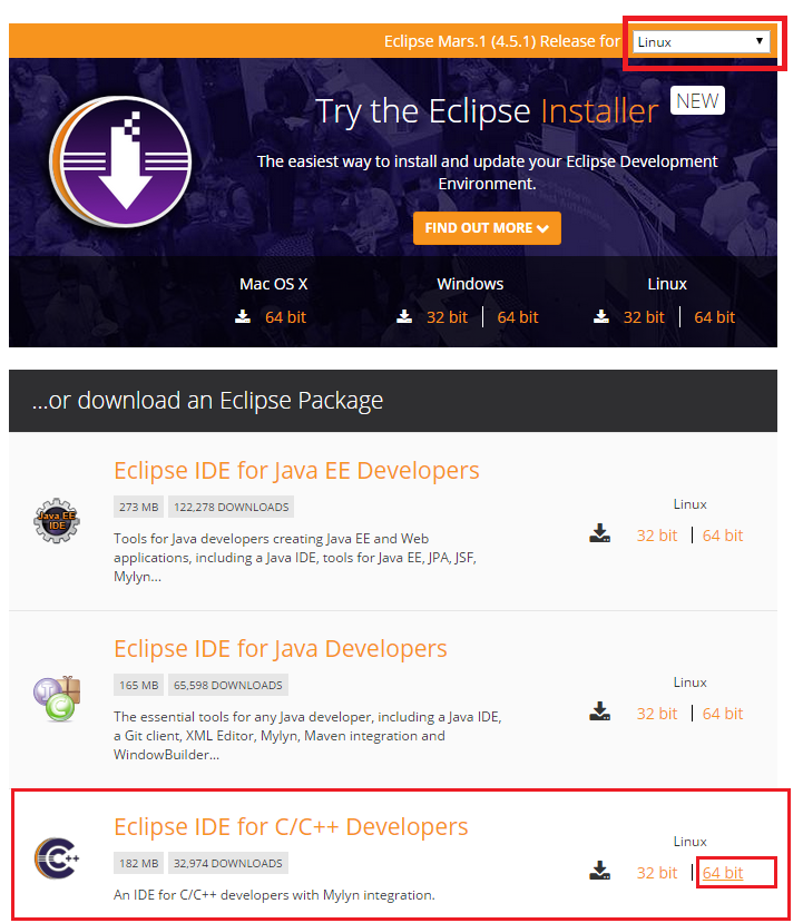 eclipse latest version download