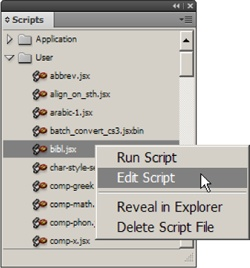 Hello World! - Scripting InDesign CS3/4 with JavaScript [Book]