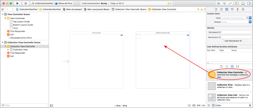 Lesson 17: Collection Views - Swift iOS 24-Hour Trainer [Book]