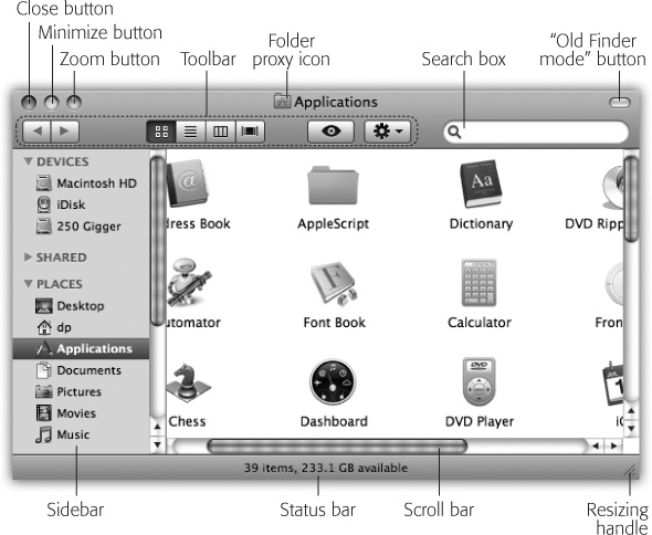 1 How The Mac Is Different Switching To The Mac The Missing