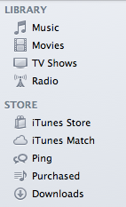 Understanding the iTunes Library - Teach Yourself VISUALLY OS X