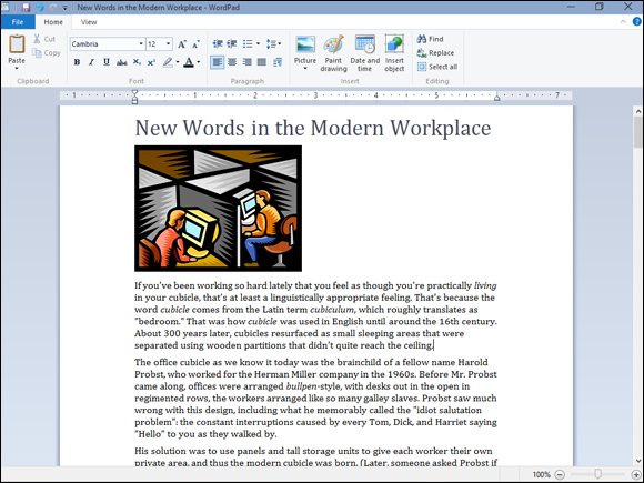 can i edit a word document in onenote