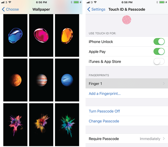 Chapter 2: Personalizing Your iPhone - Teach Yourself VISUALLY