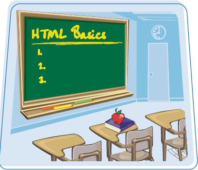 Getting Familiar with HTML and Web Page Basics
