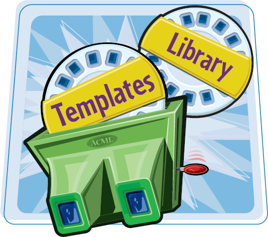 Using Library Items and Templates