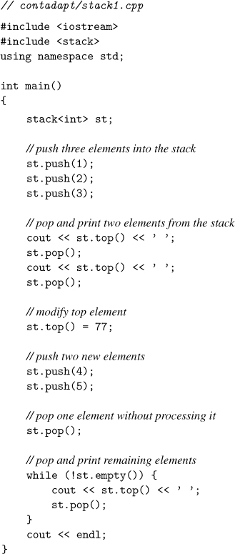 Images - The C++ Standard Library: A Tutorial and Reference