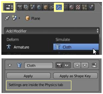 CH17: Modifiers – Simulate - The Complete Guide to Blender