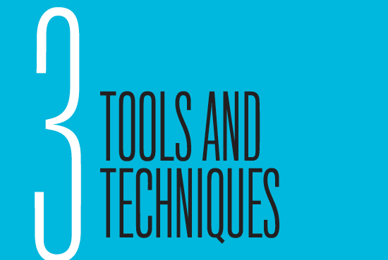 Chapter 3: Tools and Techniques
