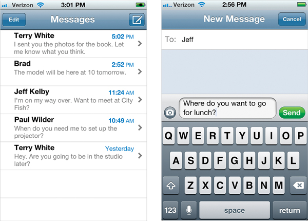 how to forward email on iphone 4s