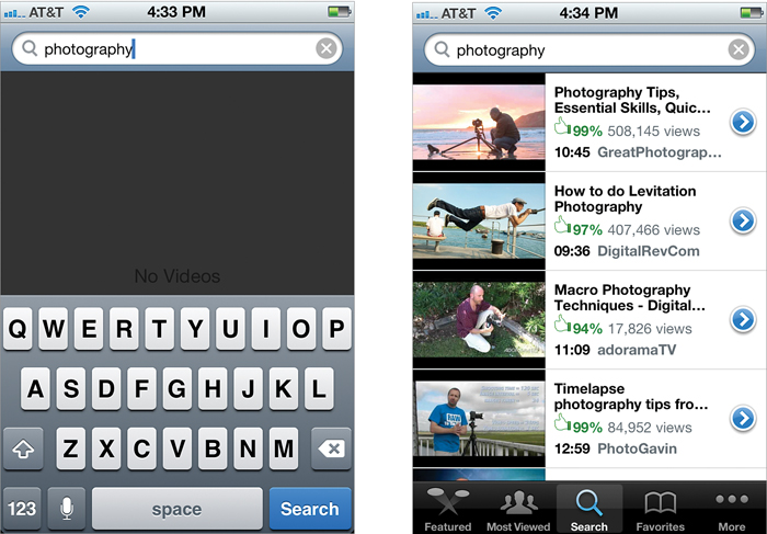 youtube video download iphone 4