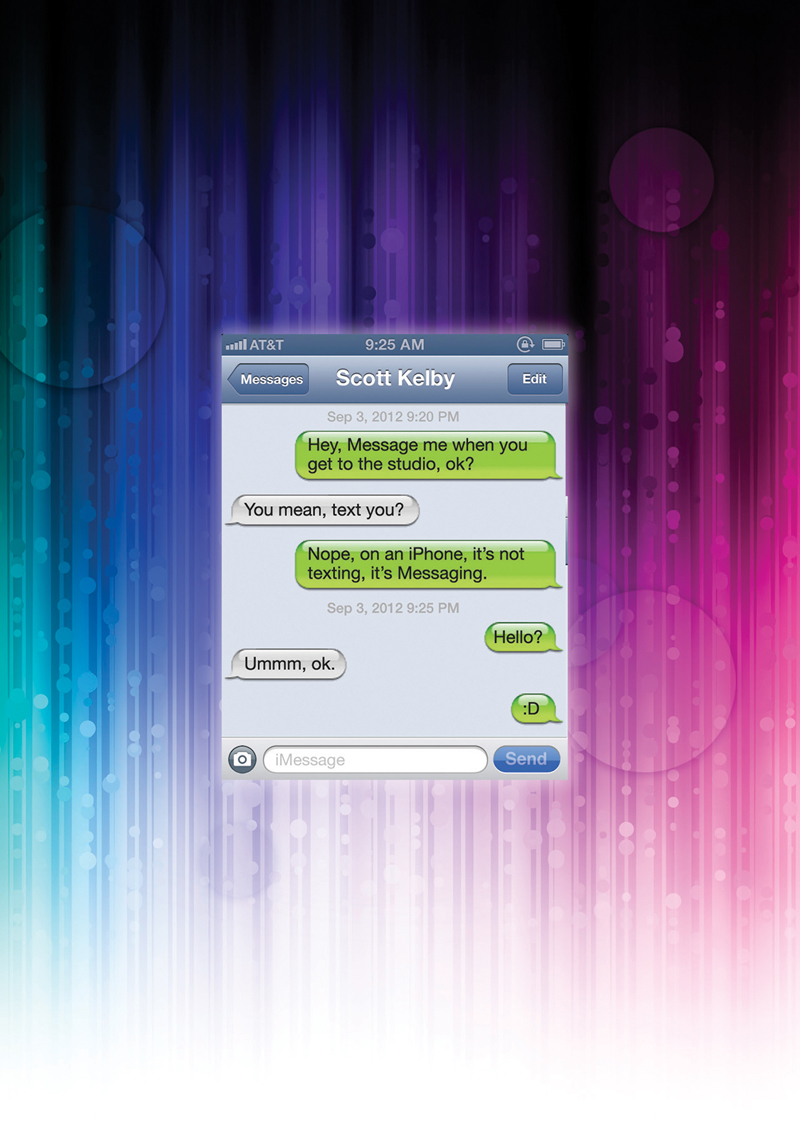 Intro text messages