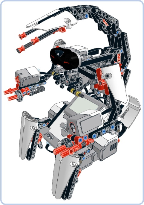 13. building the SENTIN3L - The LEGO MINDSTORMS EV3 Laboratory [Book]