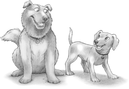 Gordons Credit Card >> Two Positive Dogs are Better than One - The Positive Dog: A Story About the Power of Positivity ...