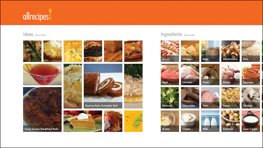 11 food and dining apps top 100 windows 81 apps book with safari you learn the way you learn best get unlimited access to videos live online training learning paths books interactive tutorials and more forumfinder Image collections