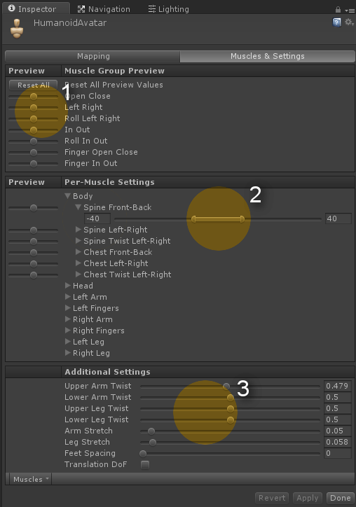 There's more    - Unity 5 x Animation Cookbook [Book]