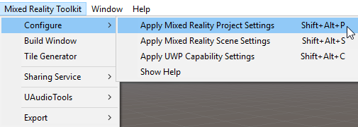 UWP build - Unity Virtual Reality Projects - Second Edition