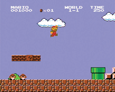 Chapter 19 Super Mario Bros  (1985): How High Can Jumpman Get