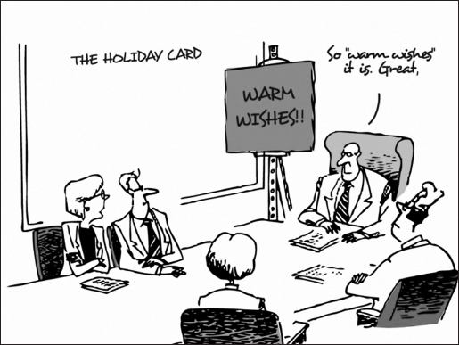 a legal holiday using electronic greeting cards to position a law firm as friendly - Electronic Holiday Cards