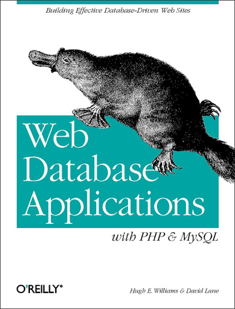 Web Database Applications with PHP and amp; MySQL, 2nd Edition