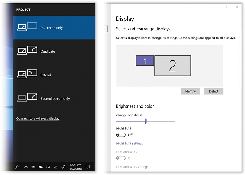 4  Redesigning the Desktop - Windows 10: The Missing Manual, 2nd