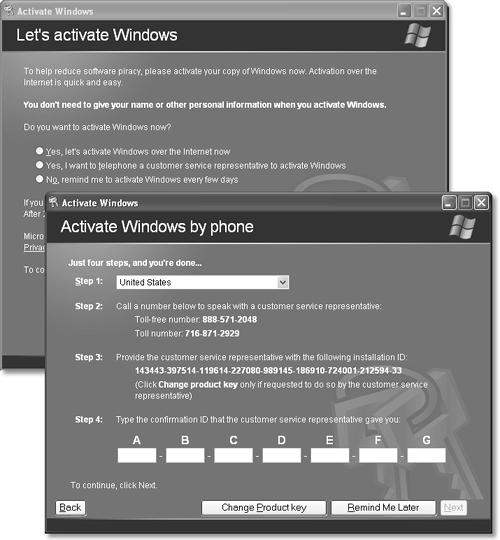how to activate win xp for free