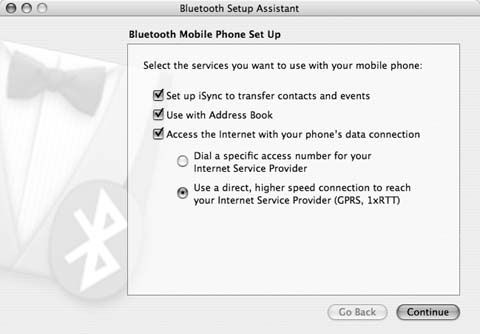 1  Bluetooth, Mobile Phones, and GPS - Wireless Hacks, 2nd Edition