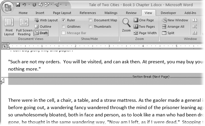 4 Setting Up The Document Margins Page Breaks And More Word