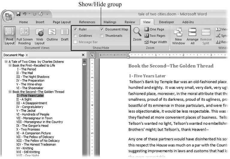 how to write x bar in word 2007