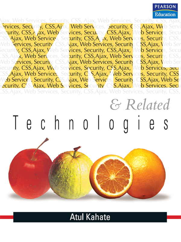 Cover image for XML & Related Technologies