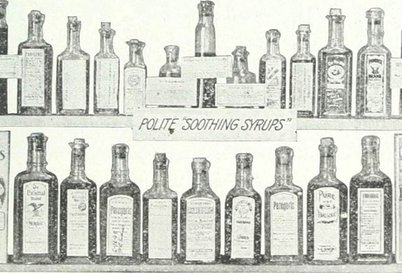 """Image from """"Nostrums and quackery,"""" from """"The Journal of the American Medical Association,"""" 1914"""