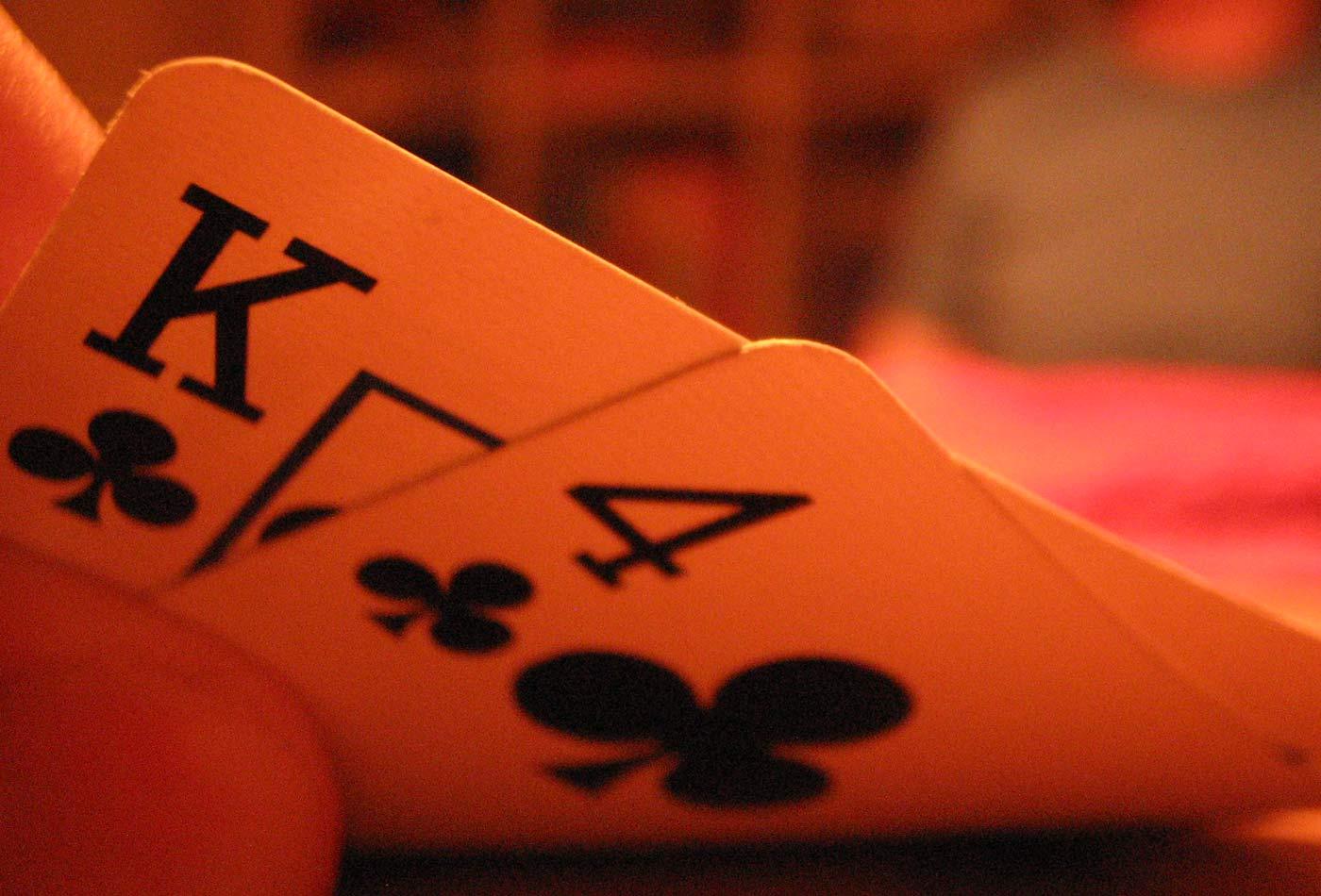 Pokeravond.