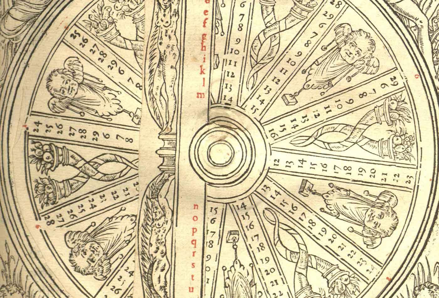 Renaissance cryptography.