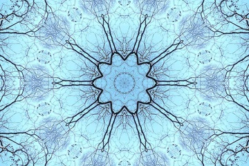 Nature-kaleidoscope