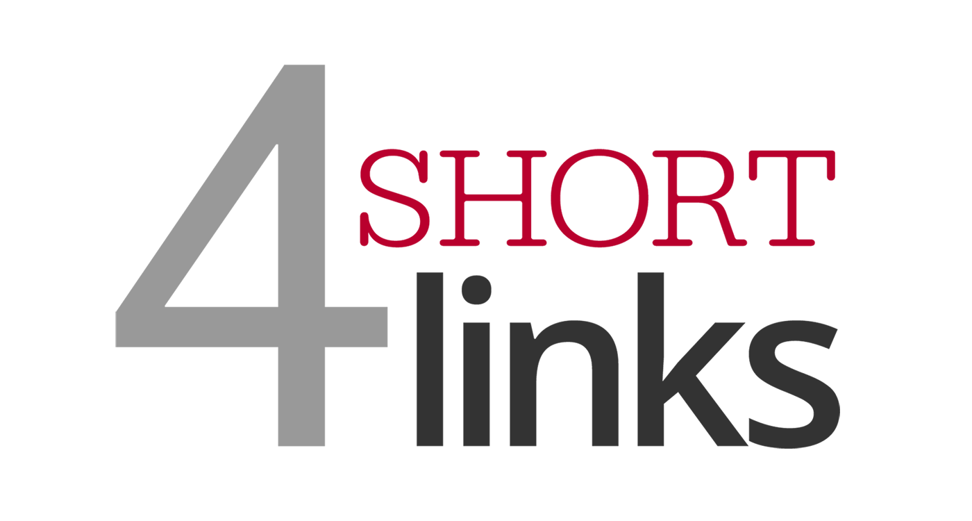 Four short links.