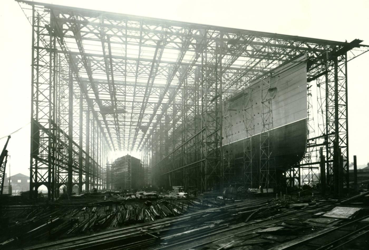 Mauretania Construction.