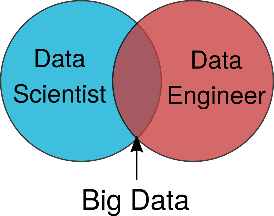 venn diagram with data scientists and data engineers