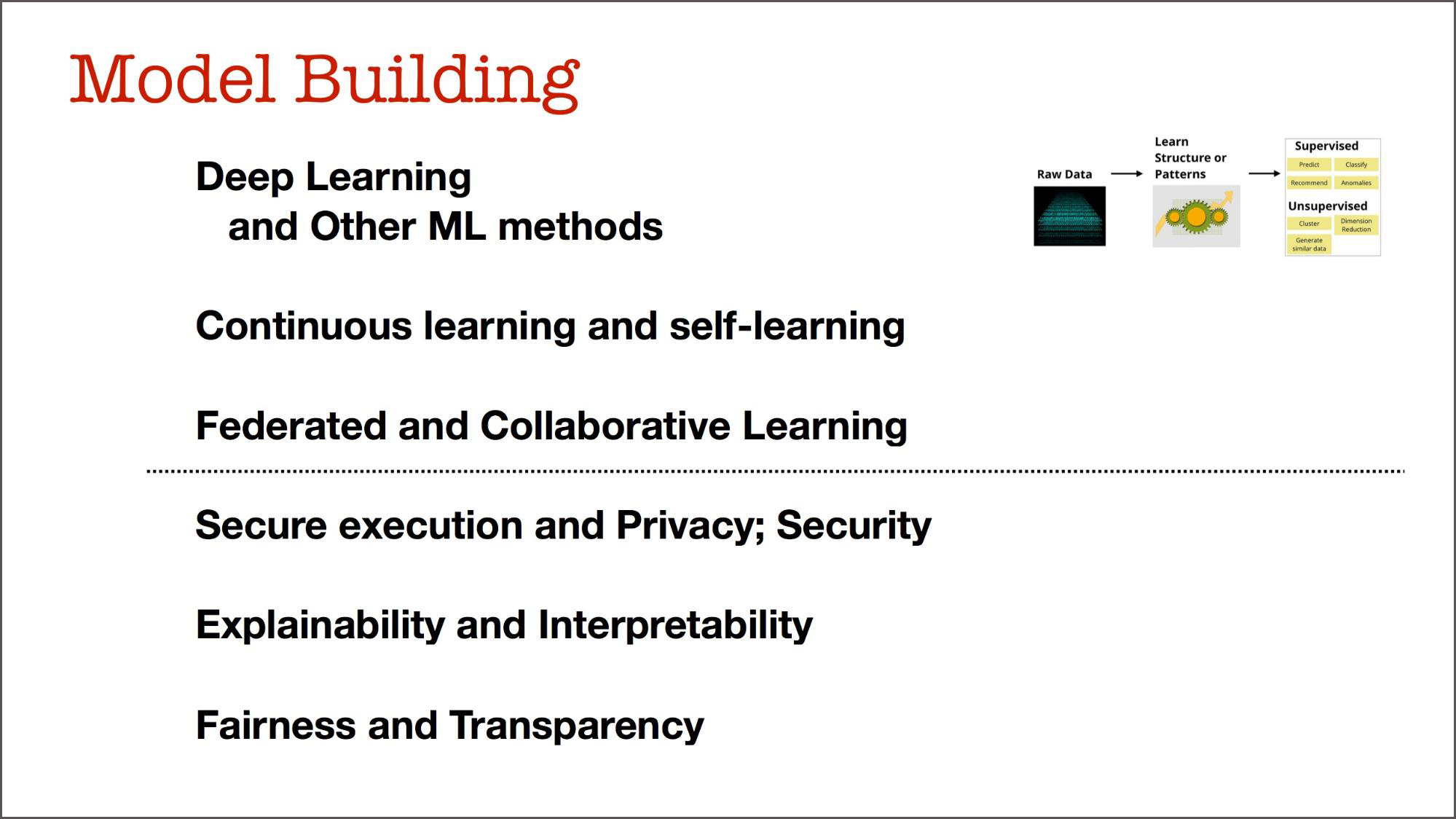 machine learning model building security and privacy