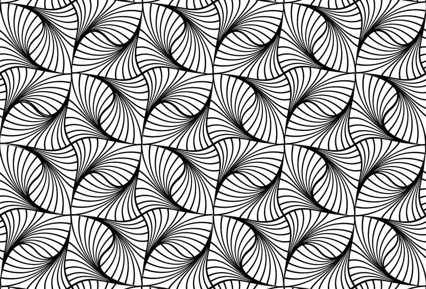 Seamless abstract