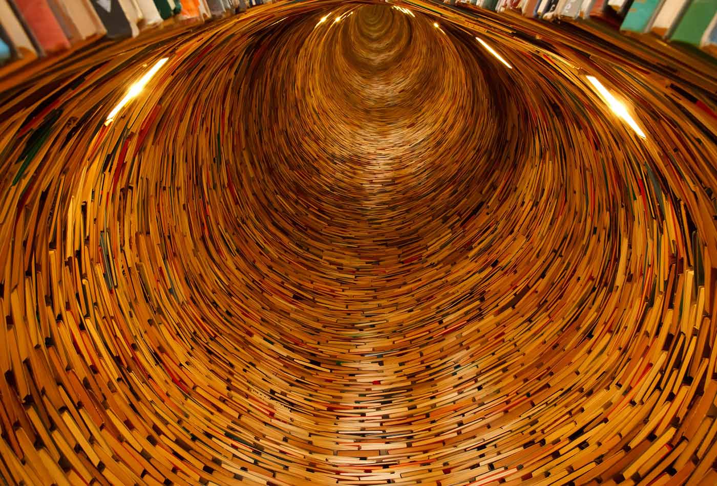 Tunnel of knowledge