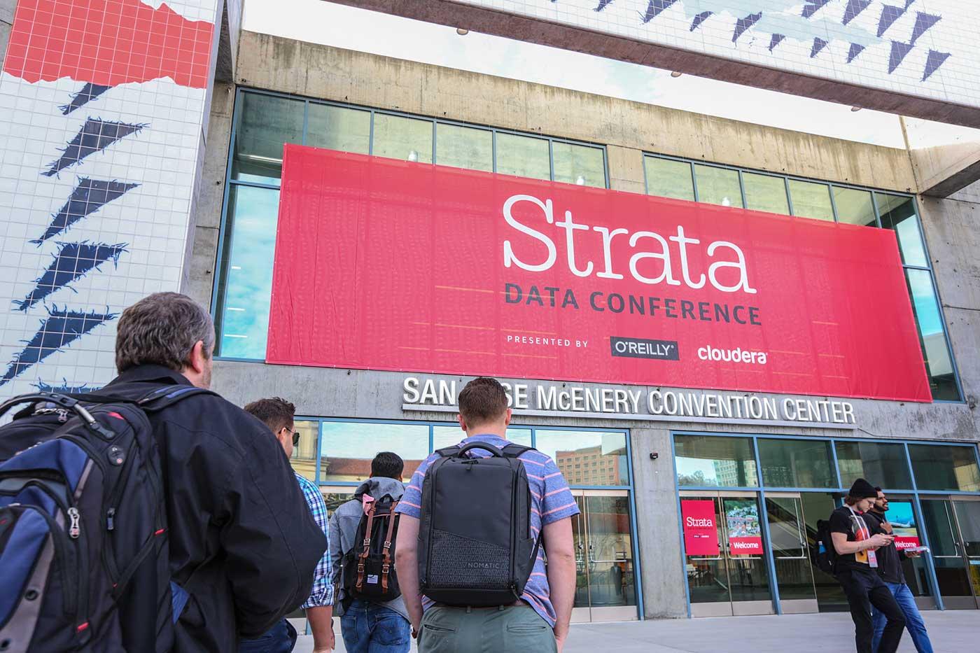 Strata Data Conference 2018 in San Jose