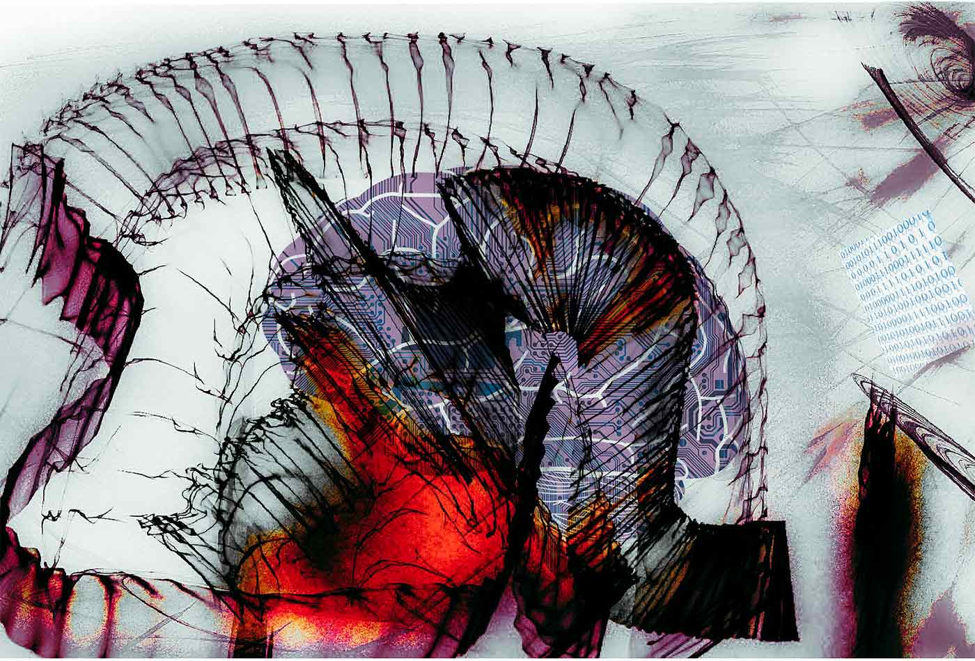 Fractal brain