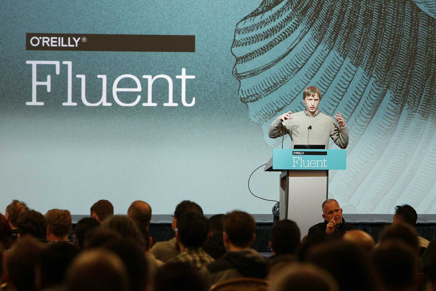 O'Reilly Fluent Conference in San Francisco 2016