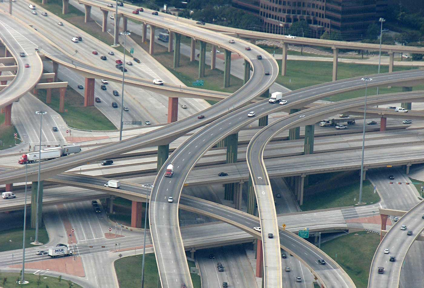 High Five Interchange