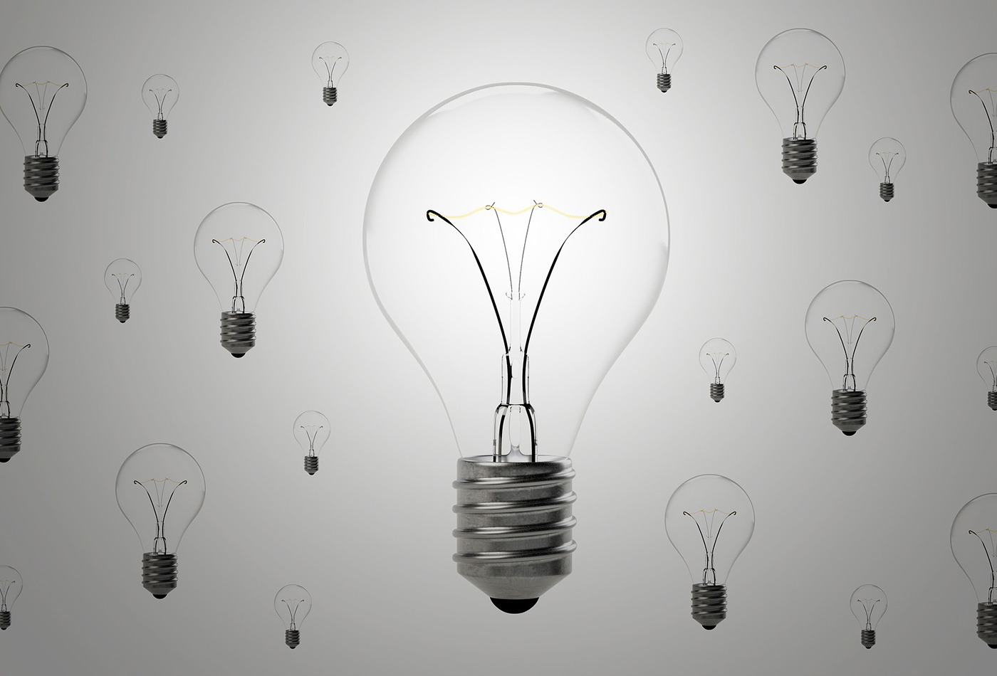 Lightbulbs.