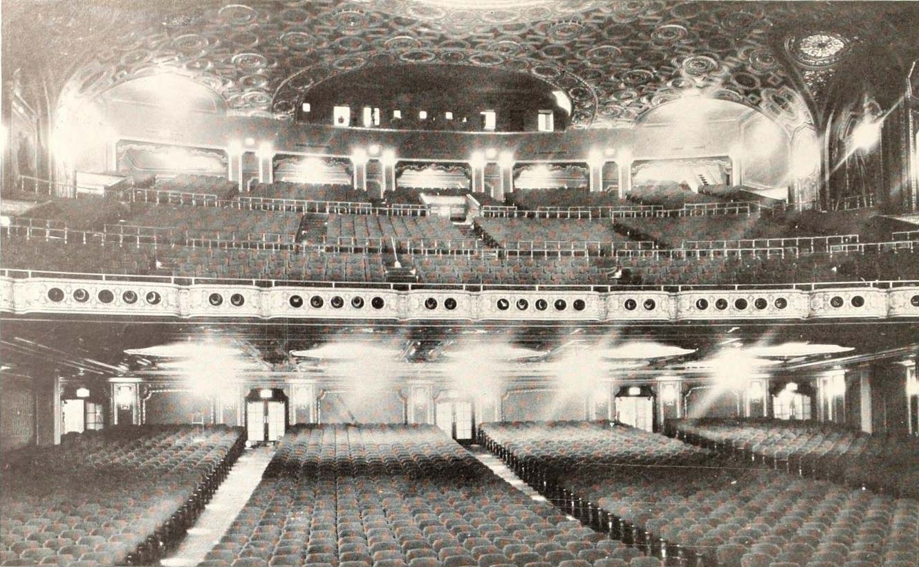 Loew's State Theatre, Providence, RI in 1929 - 4